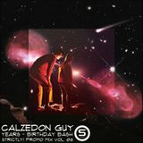Calzedon Guy - Years - Birthday Bash - Strictly! Promo Mix Vol. 08.