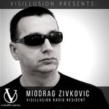 Miodrag Zivkovic aka Alienated Mike - Visillusion Records Mix (25 July 2019)