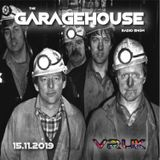 THE GARAGE HOUSE RADIO SHOW - DJ FAUCH - Recorded on Vision UK - 15th November