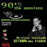 90´s The Sessions (Especial Txapu A.K.A Vioque)