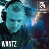 FAK3 Live Mix Series - #001 - wantz
