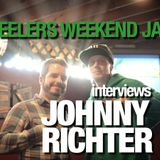 Johnny Richter Interviewed by Wheelers Weekend Jams Live and Direct