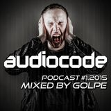 AudioCode Podcast #1: Dj Golpe (CZ)
