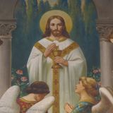 """""""Feasting Upon Divine Wisdom"""" – Homily by Fr. Nathan"""