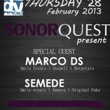 SONORQUEST 001 | Semede with Marco DS