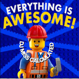 Everything is AWESOME!!! DJ Miss Calculated