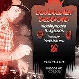 Troy Tallent, DJ Seven & Moody Moore feat. Kinetiks MC • Soulstealer Sessions EP12 // 10.03.2015