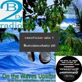 On the Waves Uplifting Trance - Dj Vero R. - Beats2danceRadio 105 - TrancefixionRadio 7