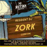 Dj ZORK - MUTINY FESTIVAL MIX 2015