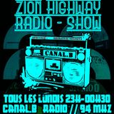 Zion Highway / Canal.B / Spéciale Oridjinal Selekta /Tr3lig Selecta / Uncle Geoff / Enora 20/02/2017