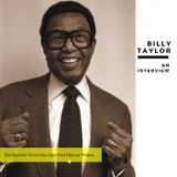 Billy Taylor Interview Part 1
