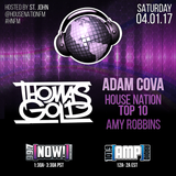 House Nation 4.1.17 - Amy Robbins & House Nation Top 10 - Part 1
