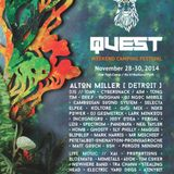 Live @ Quest Festival 3 - 29th November 2014