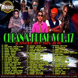 DJ WASS - CLEAN & FRESH VOL.17 [DANCEHALL MIX JUNE 2016]