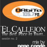 Orbita 2 mix by Pepe Conde