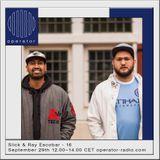 Slick & Ray Escobar - 29th September 2018