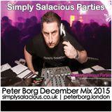 Simply Salacious presents Peter Borg's December house mix 2015