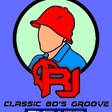 "RJ's ""Classic 80's Groove"" cover show, Sunday 3rd April 2016."