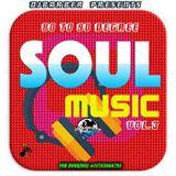 DJ Barber - 80 To 90 Degree Soul Music Vol. 3 (Pop, Soul Mixtape 2015)