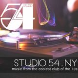 STUDIO 54 NY . music from the coolest club of the 70s