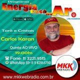 Programa Energia Esta No Ar 21.06.2018 - Carlos karan