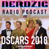 NerdzigRadio 39: Oscars 2018