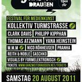 pranha @ ganz weit draussen festival 2011