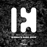 Danny Lloyd - Elements Radio Show 047