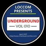 Loccom - Underground Vol 010