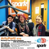 ArtyParti - Starting Your Creative Business with the Enterprise Place