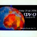 Cdy-o Lounge DJ Set - Friday,  July 21st, 2006