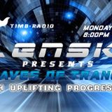 WAVES OF TRANCE 003 TIMB RADIO SHOW