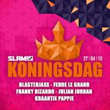 Sander van Doorn live @ Slam!FM Koningsdag 2015 (Afas Stadion, Alkmaar) - 27.04.2015