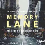 Memory Lane Mixtape - 90s Hiphop R&B Soul - Roughsoul