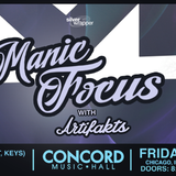 Manic Focus Live at Concord Music Hall