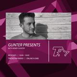 GUNTER Presents on Trickstar Radio: 3rd June 2019 - w/ Agora
