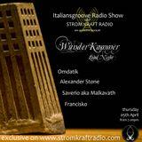 Malkavath at WunderKammer Label Night / Italiansgroove Radio Show - Stromkraft Radio