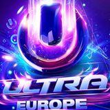 Afrojack @ Ultra Music Festival Croatia 2014-07-13