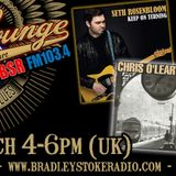 The Blues Lounge Radio Show March 3rd 2019 - Albums of the week from Seth Rosenbloom & Chris O'Leary