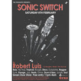 Tru Thoughts presents Sonic Switch Robert Luis 5 Hour DJ set Feb 2019