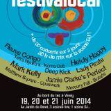 Adam Neunfinger @ Festivalocal 19.06.2014