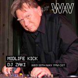 Midlife Kick w/ Dj Zaki | 30-05-18