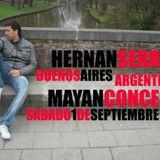 HERNAN SERRAO@Mayan Concert Mexico 2012
