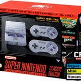 CRACK #83 Momento Gamer : Super NES Mini  04-07-2017