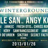 Gayle San @ Winterground Festival, HU - 26-01-2013