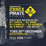 Essex Pirate Radio Reunion on Rough Tempo