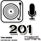 Techno Music | Tom Hades in the Rhythm Convert(ed) Podcast 201 (Live at LINK Festival | Liege)