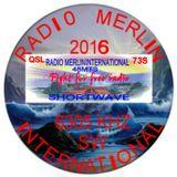 David Lee rock show Radio Merlin International 13/11/2016