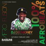 DJ Dee Money Live 100% Afrobeats Party at Bassline Chicago