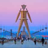 Trotter ' Bourbon and Breaks (BURNING MAN 2015) Live DJ Mix